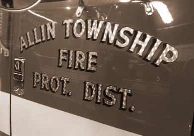 Allin Township Fire Department